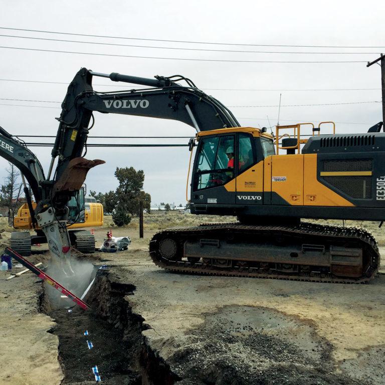 B&W project - Redmond S. Canal Boulevard Reconstruction