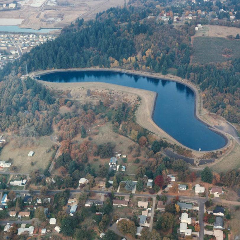 Franzen aerial photo 1